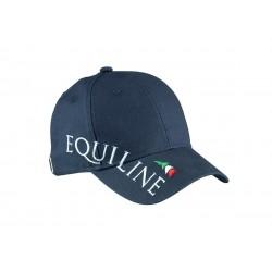 Kšiltovka Equiline s logem