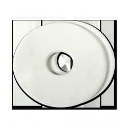 Udidlové gumové kroužky,white