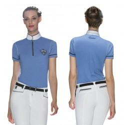 Závodní dámské tričko Equiline Nelly