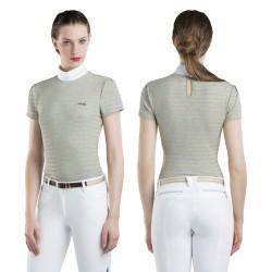 Závodní dámské tričko Equiline Alma