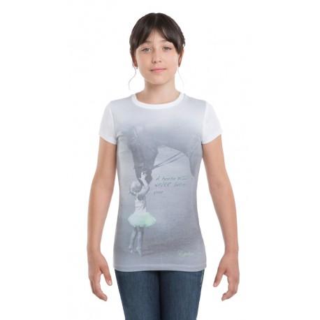 Equiline tričko dívčí Taty