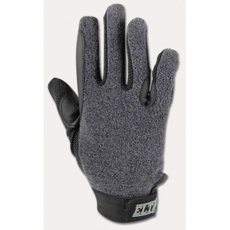 Jezdecké rukavice ELT Fleece Twins