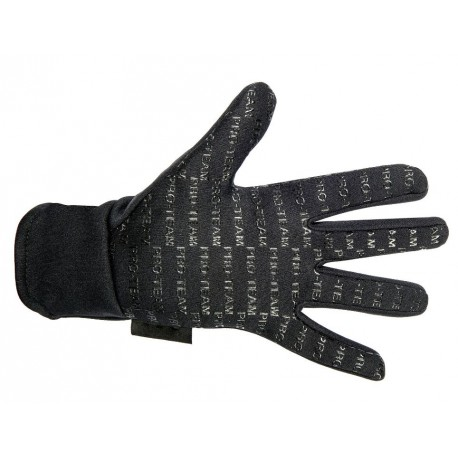Jezdecké rukavice HKM Fleece