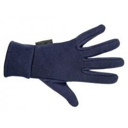 Dětské jezdecké rukavice HKM Fleece