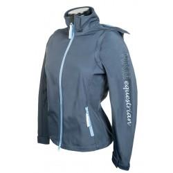SoftShell dámská bunda HKM Regensburg