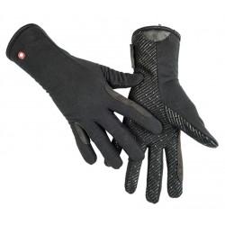 Jezdecké rukavice HKM Professional