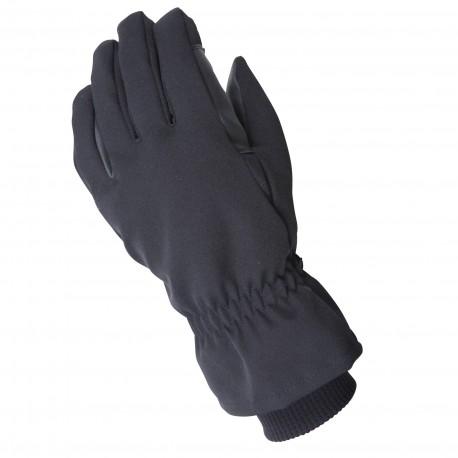 Jezdecké rukavice Rain,black