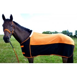 Odpocovací deka Edition, oranžová