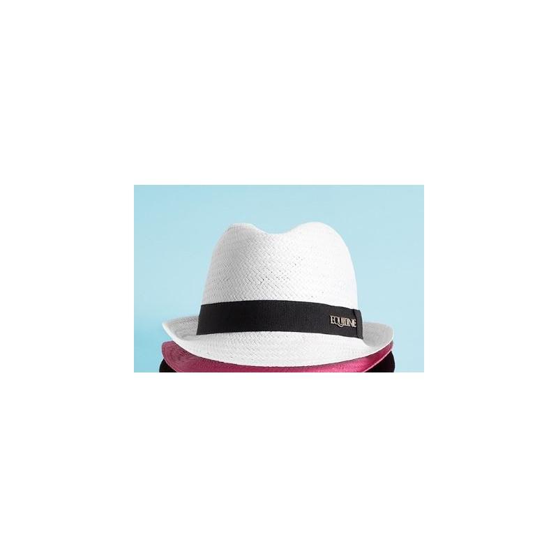 Krásný klobouk Equiline Alice pro letní dny skladem a za dobrou cenu 6bdbc675fb