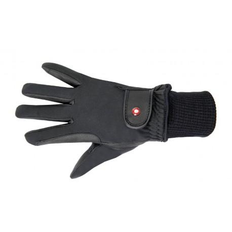 Zimní jezdecké rukavice HKM Frosty