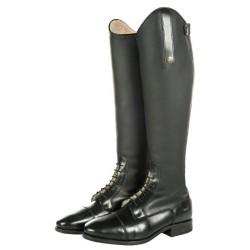 Jezdecké vysoké boty HKM Sevilla Teddy