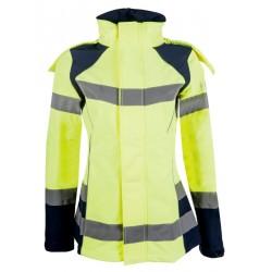 Reflexní bunda Safety HKM