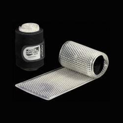 Kombinované gelové bandáže Acavallo, černé