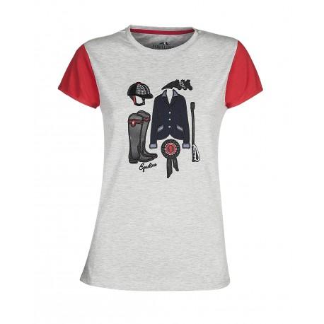 Dětské tričko Equiline Dora