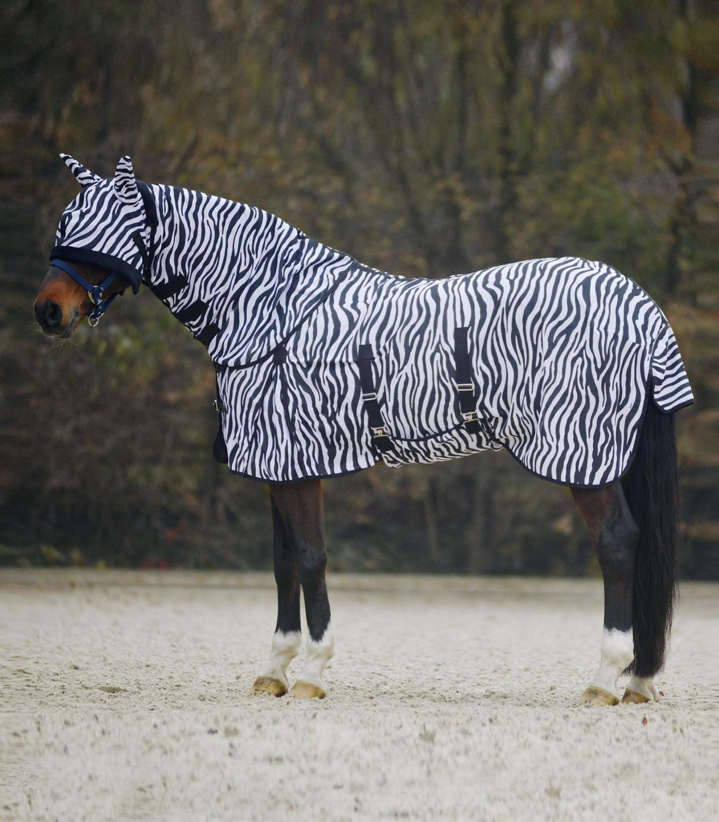Koňská deka proti hmyzu